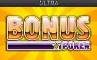 Ultra - Bonus Poker